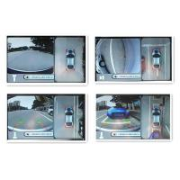 Quality Wide Angle Car Reverse Camera System with DVR For Toyota Highlander, Around View Monitoring for sale