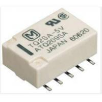Quality Relay 5VDC Electronic Component Parts178Ohm 2A DPDT TQ2SA - 5V for sale