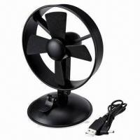 Quality USB fan in suction cup design for sale