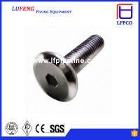 Wholesale Nickel Plated Stainless Steel Ball Head Screw High Quality weld studs bolts from china suppliers
