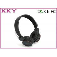 Wholesale Built In Microphone Over The Ear Bluetooth Headset With Powerful Bass Sound from china suppliers