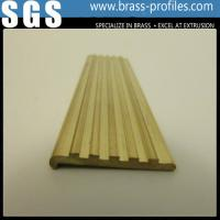 Wholesale Factory Copper Anti-slip Stair Nosing Strip from china suppliers