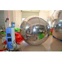 Wholesale Good Tension Delicate Advertising Inflatable Mirror Ball For Celebrations from china suppliers