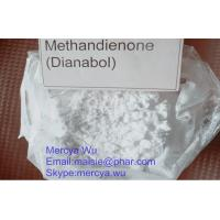 Wholesale Oral Metandienone / Dianabol 72-63-9 Raw Steroid Powders for Men Muscle Growth from china suppliers