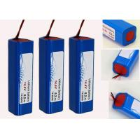 Wholesale Long Life Lithium Ion Robot Battery Pack For Robot Vacuum Cleaner , 14.4V 5200mAh from china suppliers