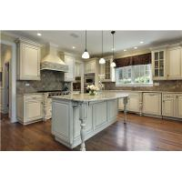 Quality White glazed American Standard kitchen cabinet for sale