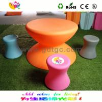 Wholesale Durable Outdoor Furniture Kids Chair And Stool Environmentally Friendly from china suppliers
