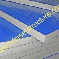 Wholesale Heat Insulation And Fast Installation EPS Sandwich Panel For Roof And Wall from china suppliers