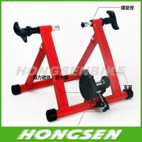 Wholesale HS-Q02B Conquer Cycle Bike Trainer Indoor Bicycle Exercise magnetic trainer from china suppliers