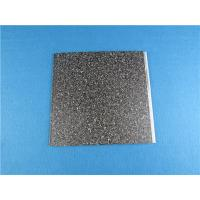 Quality Easy Installation Dark Color Pvc Wall Panels PVC Wall Tiles For Home Decoration for sale