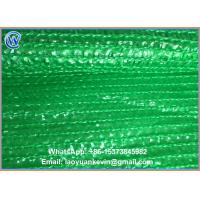 Wholesale China direct manufacturer wholesale 100% Virgin HDPE Shade Net from china suppliers