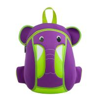 Wholesale Ultralight Kids Toddler Backpack Zoo Animal Elephant Shape 10-20L Capacity from china suppliers