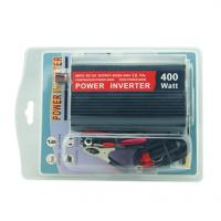 Wholesale DC to AC Inverter 400W  Power Inverter car/home/solar charger (true sine wave) from china suppliers