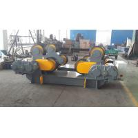 Wholesale 100T Automatic Self Adjustment Pipe Welding Rollers For Auto Welding ISO / CE / CO from china suppliers