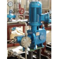 Wholesale 100bar Electronic Hydraulic Diaphragm Metering Pump With 500LPH from china suppliers