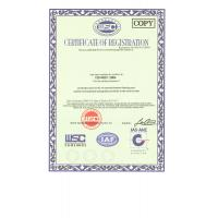 Housing Industry co.,ltd Certifications
