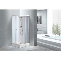 Wholesale Modern Moulded Shower Cubicles 800 X 800 X 1950 MM Free Standing Type from china suppliers