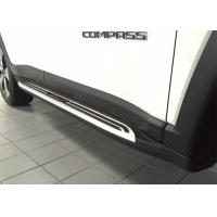Wholesale OE Replacement Auto Parts Custom Running Boards Side Steps for JEEP Compass 2017 from china suppliers