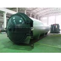 Wholesale Auto Glass Laminated , Glass Autoclave With ASME U stamp ISO certificate or CE certificate from china suppliers