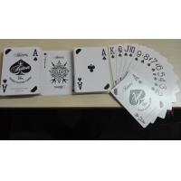 Wholesale Paper Playing Cards XF Invisible Ink Markings And Bar-Codes On Triton CATCO GAMING from china suppliers