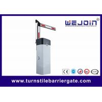 Wholesale Balanced Boom Intelligent Toll Gate / Vehicle Barrier System Ac 220v , Ac 110v from china suppliers