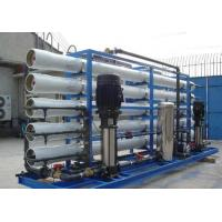 Quality Small / Big Bottle RO Water Purifier Plant With Reverse Osmosis Pretreatment System for sale