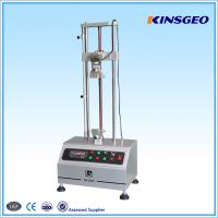 Wholesale High Efficiency Motor Double Pole Universal Testing Machine with Electrical Control for Testing Peel Strength from china suppliers