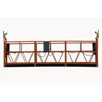 Wholesale Steel / Hot Galvanized / Aluminium Alloy Hanging Platform Suspended Platform Accessories from china suppliers