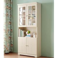 Home Furniture Cabinets Bookcase With Glass Door from china suppliers