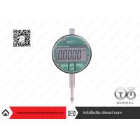 Wholesale Green color Dial spacer gauge 0~12.7mm / 0.5''  0.001mm/0.00005'' from china suppliers