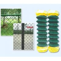 Wholesale Chain Link Fencing Metal Open weave Ease of installation Chain link Fencing from china suppliers