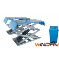 Wholesale Scissor Lift Only 105mm Closed Hydraulic Car Lift For 3.0t Capacity from china suppliers