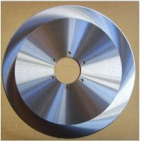 Wholesale Solid Carbide Tipped Cloth Cutting Knife , Round Rotary Cutter Blades from china suppliers