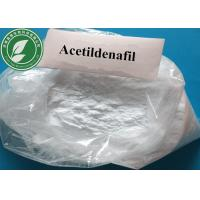 Wholesale 831217-01-7 Acetildenafil Purity 99% Pharmaceutical Male Sex Enhancer Powder from china suppliers