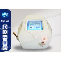 Wholesale 980nm Laser Vascular Treatment Laser Beauty Machine Continuation And Pulse from china suppliers