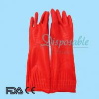 Wholesale XXL latex gloves,unlined latex household gloves,safety gloves latex from china suppliers