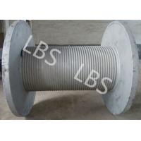 Wholesale Fast Speed Smooth Drum Winch Wire Rope Winch Drum 10 Ton 20 Ton from china suppliers