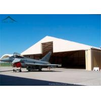 Wholesale 30m * 50m Helicopter Hangar / Fire Resistant And Durable Large Tents from china suppliers