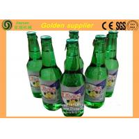 Wholesale Small Scale PET / Plastic / Glass Bottle Beer Filling Machine 1.1kw from china suppliers