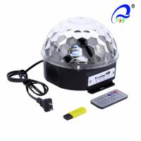 Wholesale VS-26BT LED 6*3W RGB Disco Ball Light Disco Ball Light , LED Magic Ball Bluetooth from china suppliers