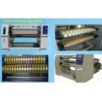 Wholesale Fully Automatic Aluminium Foil Film Slitting Machine Slitting Rewinding Machine from china suppliers