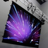 Buy cheap High Refresh Slim P2.5 SMD LED Display Stage Background Flexible Modules from wholesalers
