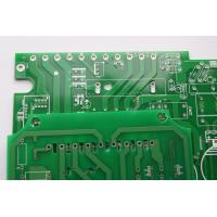 Wholesale 22 Layer Green Solder Mask Routing Punching V - Cut FR4 Heavy Copper PCBs with HASL for Power from china suppliers