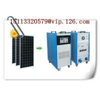 Wholesale 1000W/AC220V/DC12V off-grid Integrated Home Solar Power System from china suppliers