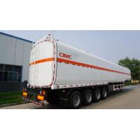 Wholesale CIMC diesel tanks type 3 axle widely used fuel trailers for sale from china suppliers