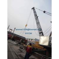 Wholesale QD100-1840 HYCM Tower Crane Derrick Type 10t Max. Load 4.0t Tip Load from china suppliers