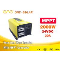 Wholesale 2watt 3watt Pure Sine Wave Power Charger Inverter DC 24v AC 110v / 220v from china suppliers