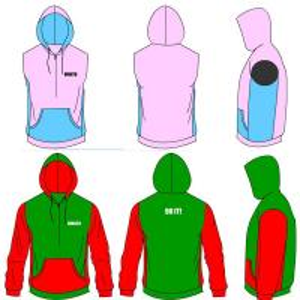 Wholesale 1 / 2 Zipper 300gsm Cotton Fleece Custom Hooded Sweatshirts Children - Adult from china suppliers