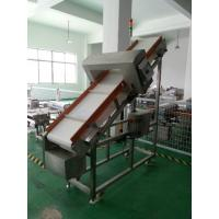 Buy cheap Auto Conveyor Metal Detector 4015 for foods inspection  (inclined model with special belt) from wholesalers