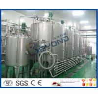 Wholesale Soft Drink Beverage Industry Carbonated Water Plants , Full Automatic Energy Drink Production Line from china suppliers